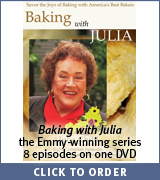 Baking with Julia DVD